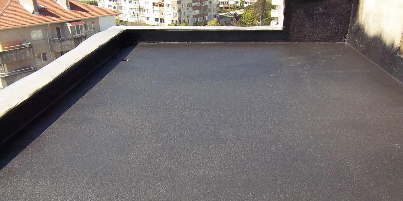 пример идеально залитой крыши